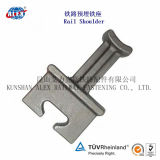 Sand Casting Railroad Shoulder mit Free Sample