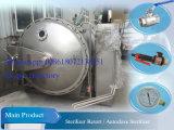 Dn900X1500 de Retort van de Sterilisator met PLC Controlemechanisme