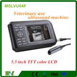 Machine vétérinaire tenue dans la main d'ultrason d'utilisation de vente chaude (MSLVU04F)