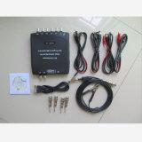 """Nuovo generatore di programmi diagnostico automobilistico di Daq dell'oscilloscopio del USB 8CH di Hantek 1008c + """"trasporto libero della sonda di 2PCS 60MHz"""""""