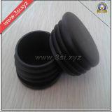 椅子の足(YZF-C308)のためのPEのプラスチック黒い円形の帽子