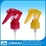 Pulverizador do disparador de Plastc do amarelo vermelho transparente 24/410 micro mini