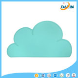Cute Cloud Shape Silicone Placemat Baby Kids Table à manger Tapis