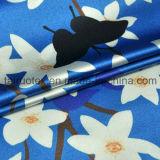 ткань Crepe 16mm реактивная напечатанная Silk для повелительницы Одевать Ткани