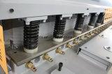 Машина листа металла гильотины тавра QC11y Harsle режа