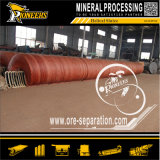 금 광석 선광을%s 광업 광석 장비 중력 나선 분리기