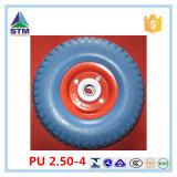 8 Inch-hochwertige Stahlkante PU flach frei