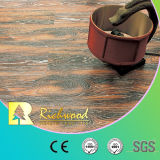Реклама 8.3mm HDF AC4 Embossed Waxed Edge Laminate Flooring
