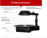 Las ventas calientes de Corea Tabla portable cocina eléctrica para barbacoa (ZJLY)
