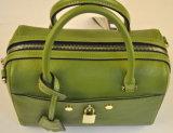 Nuova borsa del cuoio genuino del progettista 2016