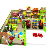 Patio de interior de la diversión de los niños prácticos del almacén
