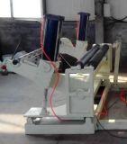 プラスチックフィルムの粘着テープの薄板になるスリッター(DP-1300)