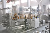 Machine de mise en bouteilles de production de jus de fruits