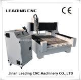 Máquina de alta velocidade do router da estaca do CNC da pedra de China (GX-1325)