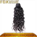 Fdx二重Weft水波のマレーシアの人間の毛髪(FDX-MWW-33)