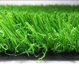 Pelouse synthétique d'herbe artificielle pour le terrain de football