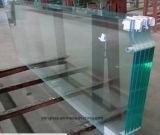 Vetro Tempered dello schermo di acquazzone con la scanalatura precisa del foro