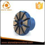 Диаманта металла системы штепсельной вилки этапа штепсельная вилка конкретного меля