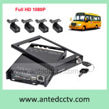 4 kanaal 1080P Mobile DVR voor Vehicles Cars Buses
