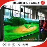 P8 el panel publicitario a todo color al aire libre del vídeo de la INMERSIÓN LED