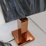 Lámpara de vector europea de cabecera del cobre del hotel con USB 2PCS