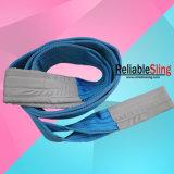 Anhebender Polyester-flacher gesponnener Material-Hochleistungsriemen