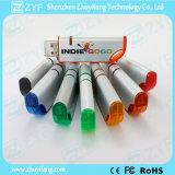 De plastic Aandrijving van de Pen van de Vorm USB van het Mes voor Gift (ZYF1279)