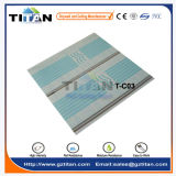 3.4kg/M2 Weight pvc Ceiling Panel Tongue en Groove Shanghai