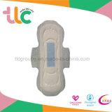 Serviettes hygiéniques de garniture de femmes d'OEM