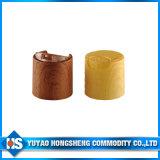Sale caldo Wood Pattern Disc Cap per Bottle