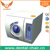 Sterilizer dental médico da autoclave da autoclave de vapor do vácuo 12L