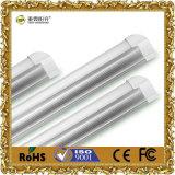 Indicatore luminoso del tubo dell'UL Dlc 130lm/W 9W 18W 22W 27W T8 LED