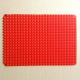 FDA van de Mat van de Mat van het Baksel van de Piramide van het silicone Pan Non-Stick Kokende