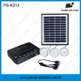 4W 태양 전지판 및 자동차 충전기 (PS-K013)를 가진 태양 에너지 시스템이 소형 프로젝트에 의하여 집으로 돌아온다