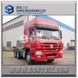 Rhd Sinotruck HOWO 트랙터 트럭 화물 트랙터 덤프 트럭