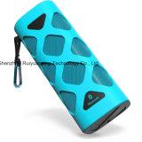 Bluetooth portatile Speaker con Costruire-in Microphone (Blue)