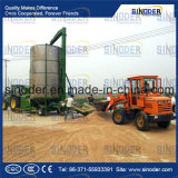 Essiccatore di granulo mobile/essiccatore di granulo mobile del riso