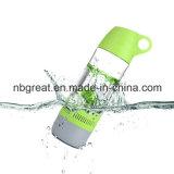 Botella al aire libre impermeable Bluetooth Altavoz / Ipx4 Botella de agua al aire libre impermeable de la bicicleta Altavoz de Bluetooth