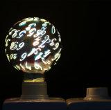 2016 fonte direta da fábrica quente da ampola do filamento 3D do diodo emissor de luz da venda