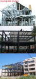 Anti-Seismic&Elegant struttura d'acciaio villa/dell'alloggiamento