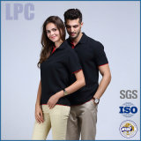 Form Sports Baseball-Kleidung für Mann-/Frauen-Polo-Hemd