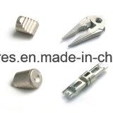 Composantes électroniques de haute précision en métal de commande numérique par ordinateur pour l'usage de machine