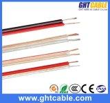 De transparante Flexibele Kabel van de Spreker (2X50 CCA Leider)