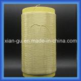 Hilado de la fibra de Kevlar