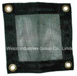 Reticolato dei residui della dogana dei pannelli reticolari del polietilene (CON il bordo ed i gommini di protezione della tessitura)