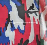 Afrikanische Spur-Klage-Polyester-Gewebe für Kleid