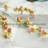 装飾(SW06732)のための卸売27ヘッド蘭の人工花