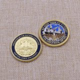 Logo CustomのSaleのギフトPromotion Souvenir Coin Medal Coins