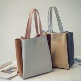 De Ontwerper het Leer van Pu Toevallige Dame Woman Tote Bag Handbag van de manier