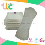 Serviette hygiénique ultra-mince d'OEM, garnitures sanitaires